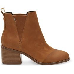 Toms Women's Esme Leather Bootie