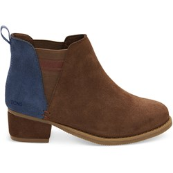 Toms Youth Esme Suede Bootie