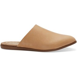 Toms Women's Jutti Mule Leather Flat