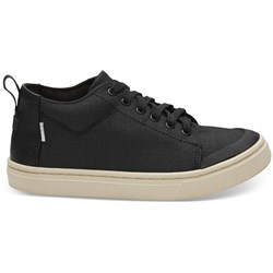 Toms Youth Lenny Mid Cotton Sneaker