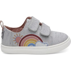 Toms Tiny Lenny Embroidery Embellished Sneaker