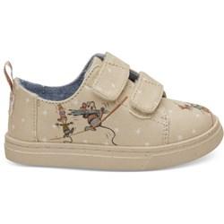 Toms Tiny Lenny Cotton Sneaker