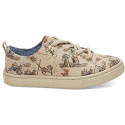 Toms Youth Lenny Cotton Sneaker