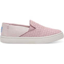Toms Youth Luca Basketweave Slip-On