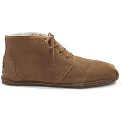 Toms Men's Bota Suede Boot
