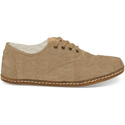 Toms Men's Cordones Polyester Lace-Up