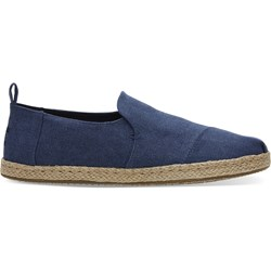 Toms Men's Deconstructed Alpargata Rope Canvas Espadrille