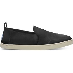 Toms Women's Deconstructed Alpargata Leather Slip-On