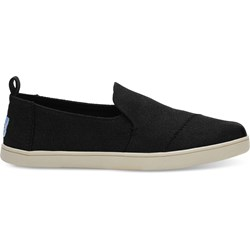 Toms Women's Deconstructed Alpargata Canvas Slip-On