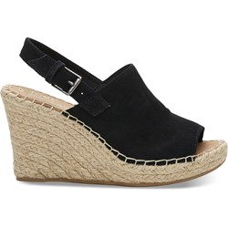 Toms Women's Monica Suede Wedge