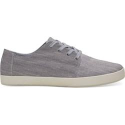 Toms Men's Payton Denim Chambray Sneaker