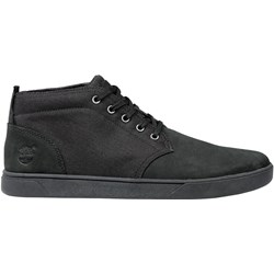 Timberland - Mens Groveton Leather And Fabric Chukka