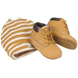 Timberland - Infant Crib Bootie With Hat