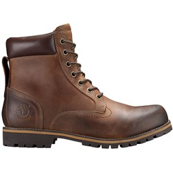 "Timberland - Mens Rugged 6"" Plain Toe Waterproof Boot"