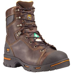 "Timberland Pro - Mens 8"" Endurance Pr Steel Safety Toe Shoe"