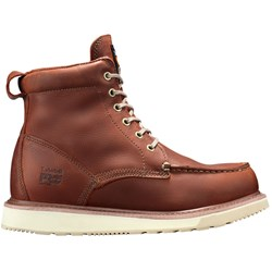 "Timberland Pro - Mens 6"" Wedge Boot Soft Toe"