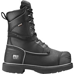 """Timberland Pro - Mens 10"""" Gravel Pit Mining Boot Steel Safety Toe Waterproof Insulated"""