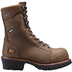 Timberland Pro - Mens 9 In Rip Saw Ct Wp Ins Shoe