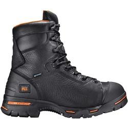 "Timberland Pro - Mens 8"" Endurance Pr Steel Safety Toe Waterproof Insulated Shoe"