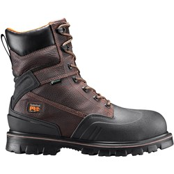 """Timberland Pro - Mens 8"""" Rigmaster Xt Steel Safety Toe Waterproof Shoe"""