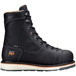 Timberland Pro - Mens Gridworks Al Wp Black Shoe