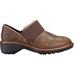 Timberland Pro - Womens Riveter Slipon Al Sdp Brown Shoe
