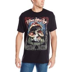 The Allman Brothers Band Many Mushrooms Mens Regular T-Shirt