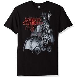 Avenged Sevenfold Spine Climber Mens Regular T-Shirt