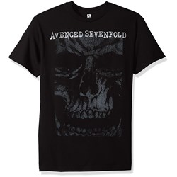 Avenged Sevenfold In Your Face Mens Regular T-Shirt