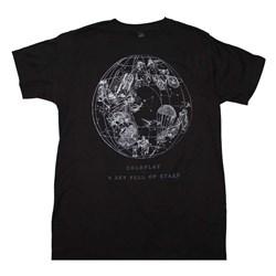 Coldplay Sky Full Of Stars Mens Soft T-Shirt
