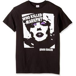 Danzig Marilyn Mens Regular T-Shirt
