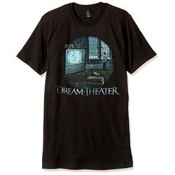 Dream Theater Television Mens Soft T-Shirt