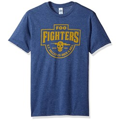 Foo Fighters S.F. Valley Mens Soft T-Shirt