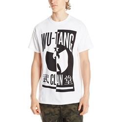 Wu-Tang Clan B&W Ying Yang Bird Mens Regular T-Shirt
