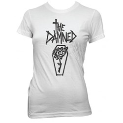 The Damned Rose Coffin Junior's T-Shirt