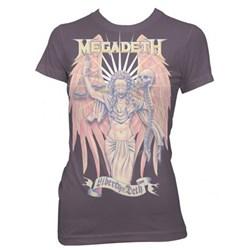 Megadeth Liberty or Deth Justice Angel Junior's T-Shirt