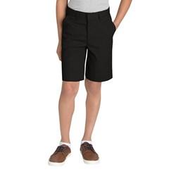 Dickies - Boys Flexwaist Flat Front Shorts