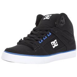 DC- Young Mens Spartan High Wc Tx Hi Top Shoes