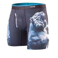 Stance - Mens White Tiger Boxer Brief Underwear