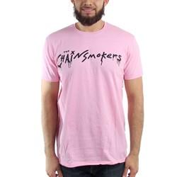 The Chainsmokers Logo Mens Soft T-Shirt