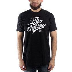 Foo Fighters Script Logo Mens Soft T-Shirt