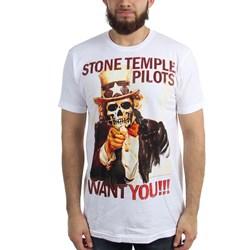 Stone Temple Pilots Want You Mens Soft T-Shirt