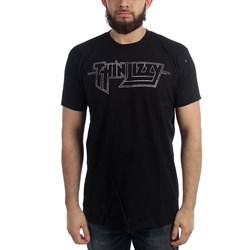 Thin Lizzy Classic Logo Mens Soft T-Shirt