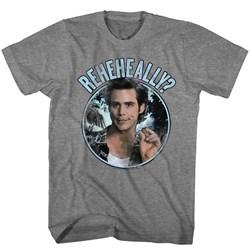 Ace Ventura - Mens Reheheally Circle T-Shirt