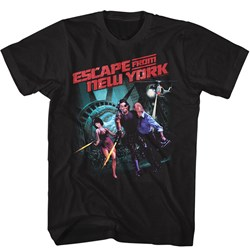 Escape From New York - Mens Running Escape T-Shirt
