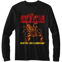 Scorpions - Mens Irl Long Sleeve T-Shirt