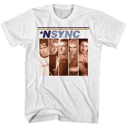 Nsync - Unisex-Child Boxes T-Shirt