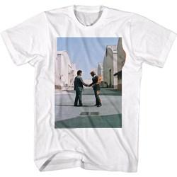 Pink Floyd - Mens Fireguy T-Shirt