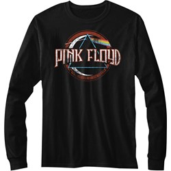 Pink Floyd - Mens Pink Floyd Long Sleeve T-Shirt