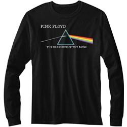 Pink Floyd - Mens Dsotm Remix Long Sleeve T-Shirt